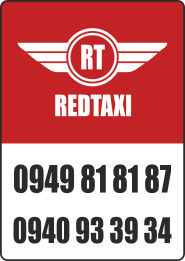 RED TAXI Hlohovec